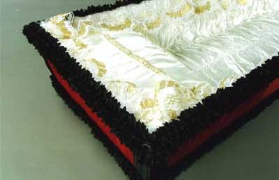 Как шить для похорон